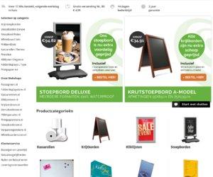 Whiteboarden-store.nl cashback