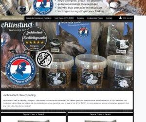 Jachtinstinct Dierenvoeding cashback
