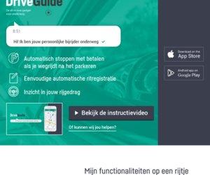 Driveguide.nl cashback