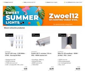 Intoled.com/nl cashback