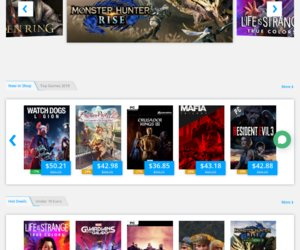 GamesDeal cashback
