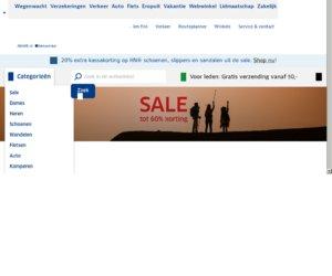 ANWB Webwinkel cashback