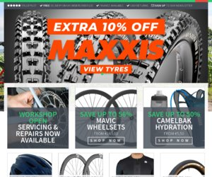 Merlin Cycles cashback