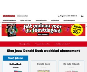 Donald Duck magazine 2019 cashback