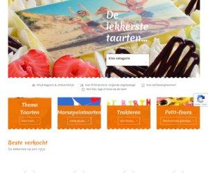 Taarten.nl cashback