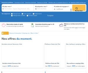 Campings.com () cashback