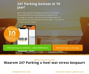 247parking cashback