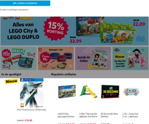 Intertoys cashback