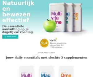 Vitaminecompleet.nl cashback