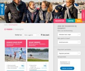 Stacaravandeals.nl cashback