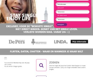 Single.nl cashback