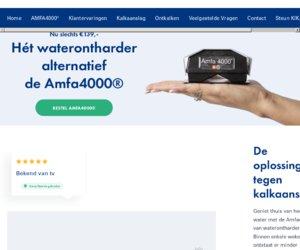 Waterontharder.com cashback