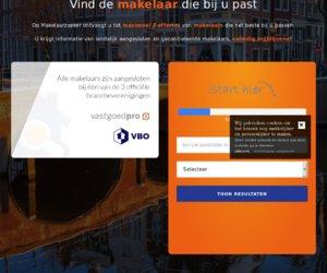 Makelaarzoeker.nl cashback