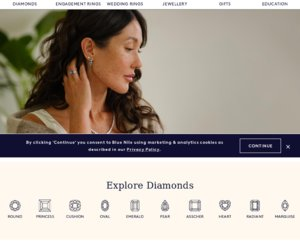 Blue Nile cashback