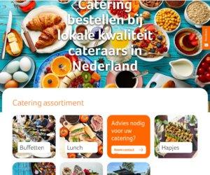 Hapjes aan huis.nl cashback