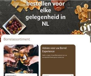 Borrelexperience.nl cashback