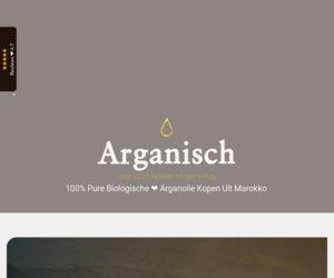 Arganisch.nl cashback