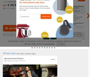 iBood.nl cashback