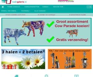 Kadogalerie.nl cashback
