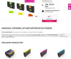 Print-voordeelshop.nl cashback