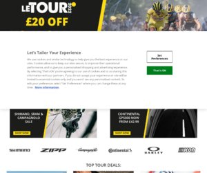 Probikekit International cashback