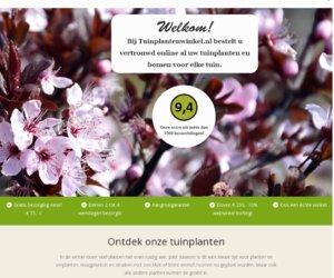 Tuinplanten-winkel.nl cashback