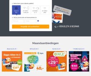 Pakketkiezer.nl cashback