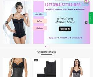 Latex Waisttrainer.com cashback