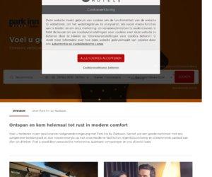 Parkinn.nl cashback