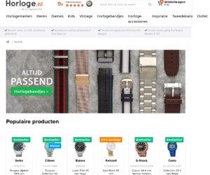 Horloge.nl cashback