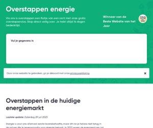 Overstappen.nl cashback