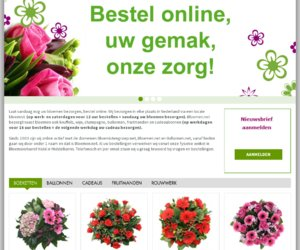 Bloemen.net cashback