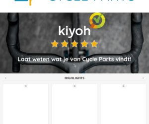Cycleparts.store cashback