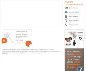 Huisdierexpress.nl cashback