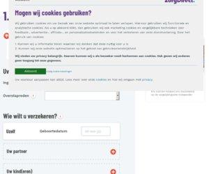 Zorg Direct cashback