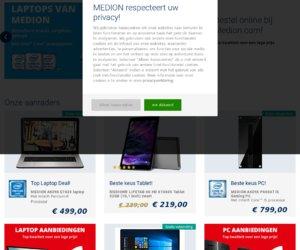 Medion.com cashback