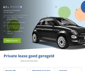 Privatelease.com cashback