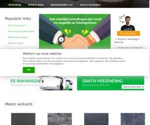 Tuintegelstore.nl cashback
