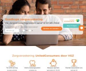 United Consumers Zorg cashback