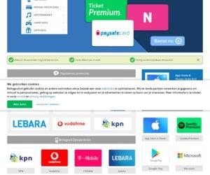Beltegoed.nl cashback