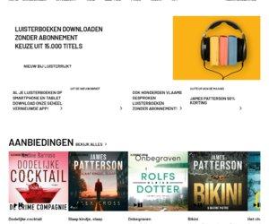 Luisterrijk.nl cashback