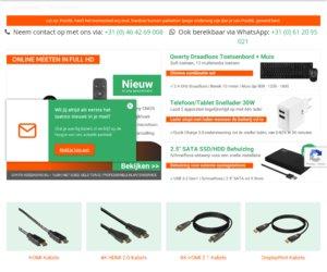 Kabels.nl cashback