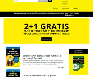 Dummies.nl cashback