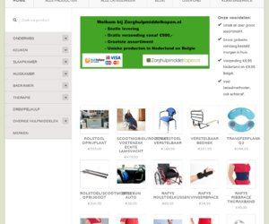 Zorghulpmiddelkopen.nl cashback