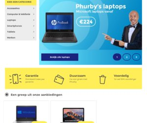 Phurby.nl cashback