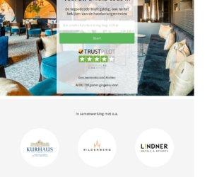 Luxuryhotelcompany.com cashback