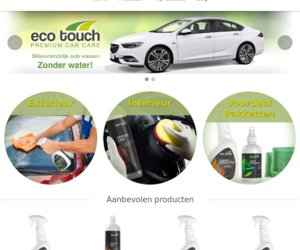 EcoTouch.nl cashback