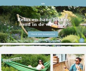 Dehangmat.nl cashback