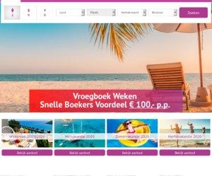 Vacanzo.nl cashback