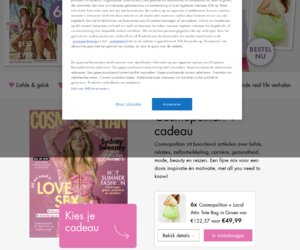 Cosmopolitan.com cashback